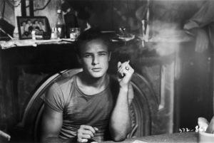 Marlon Brando em Uma Rua Chamada Pecado