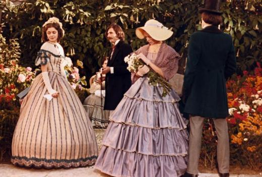 FRANCISCA, Teresa Menezes (left), 1981. ©VO Filmes
