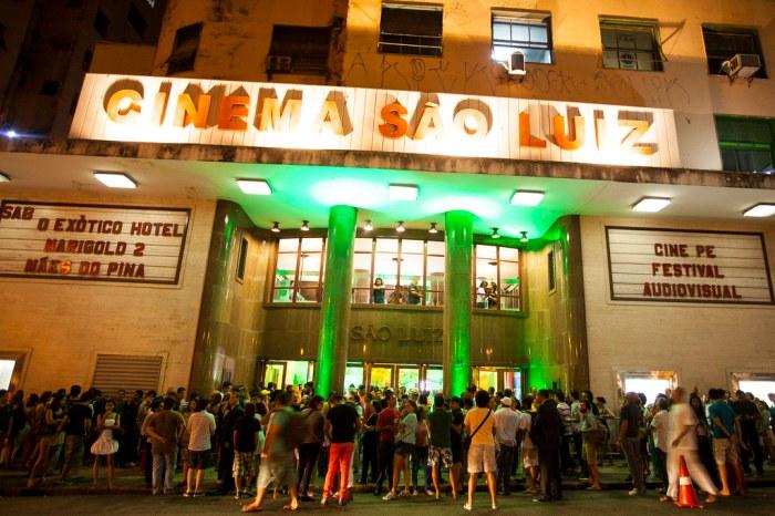 02/05/2015. Abertura do Cinepe. Foto:Daniela Nader/Divulgação