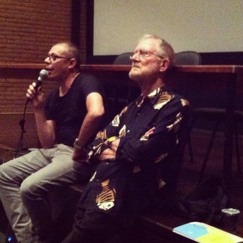 Humberto e Jean-Claude