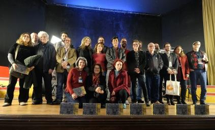 44º Festival de Cinema de Gramado - 01/09/2016 - Escritores do livro 100 MELHORES FILMES BRASILEIROS - da Associação Brasileira de Críticos de Cinema (Abraccine), Canal Brasil e Editora Letramento, no lançamento durante o Festival de Cinema - Foto: Edison Vara/Pressphoto - www.edisonvara.com.br - +555199820707